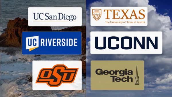 6 Major Public Universities Offering Diverse Educational Experiences