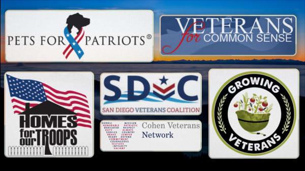 6 Benevolent Groups Supporting Veterans