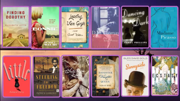 12 Creative Novels Based On Real People From History
