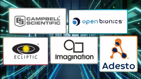 5 High Tech Companies With An Eye On The Future