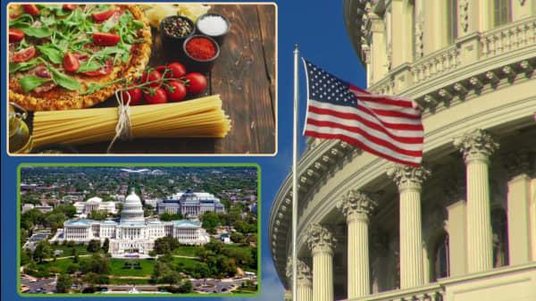 5 Essential Washington D.C. Restaurants