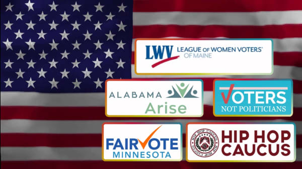 5 Organizations Working To Empower Voters Across America