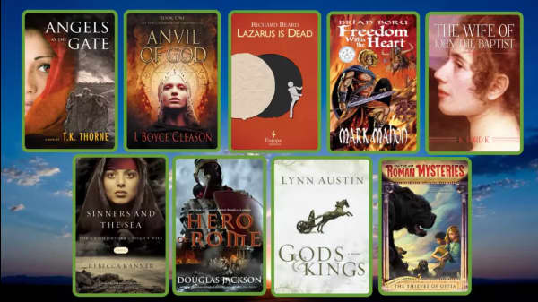 9 Commanding Historical Novels About The Distant Past