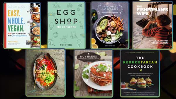 7 Unique And Inspired Cookbooks
