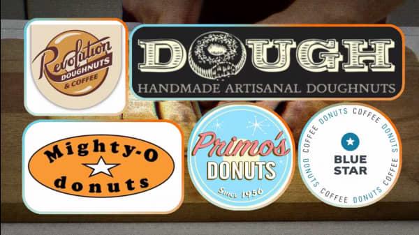 5 Terrific Donut Shops That Have Vegan Options