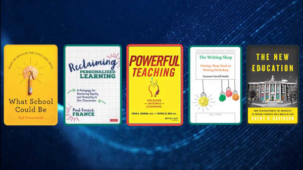 5 Thoughtful Books About Teaching And Education