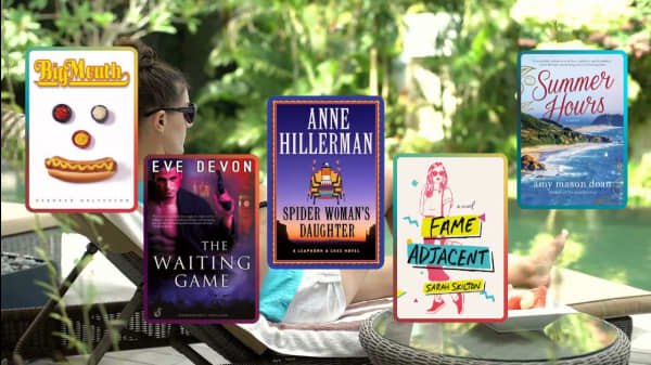 5 Fun Books To Get You Out Of Your Reading Slump