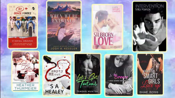 9 Fresh And Inviting New Adult And College Romances