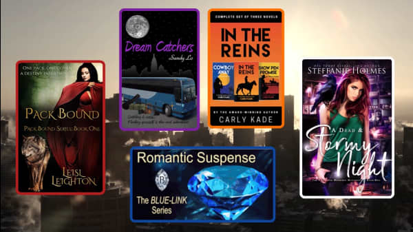 5 Romance Series For Readers Who Are Never Satisfied
