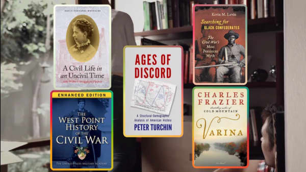 5 Great Books That Explore The History Of The Civil War
