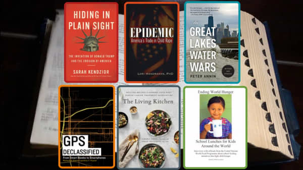 6 Non-Fiction Authors Tackling Big Topics In Accessible Ways
