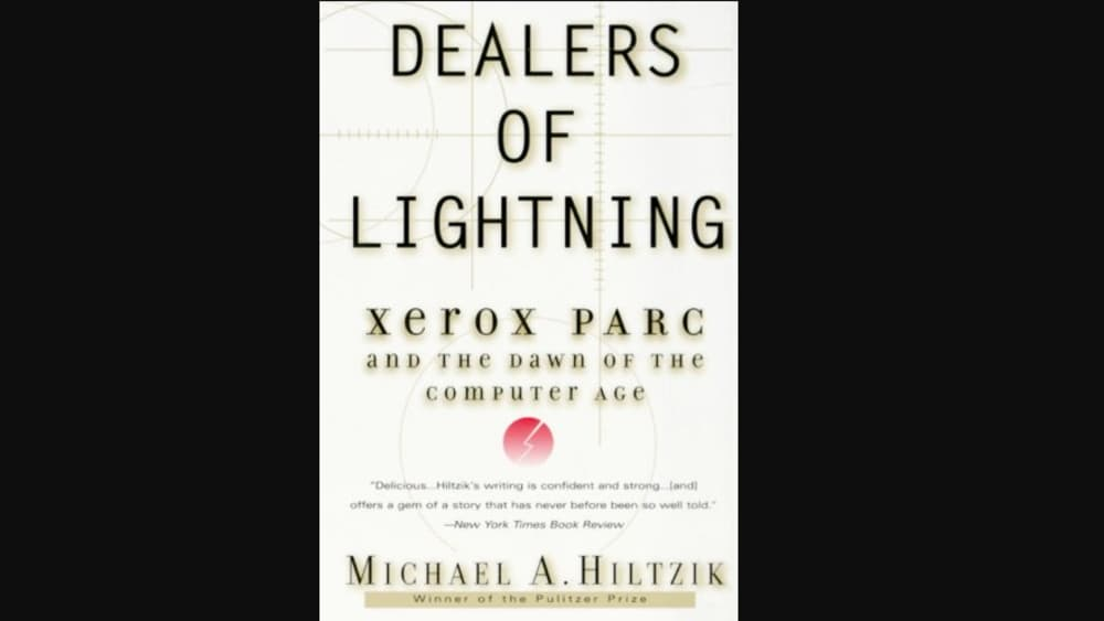 dealers of lightning xerox parc and the dawn of the computer age