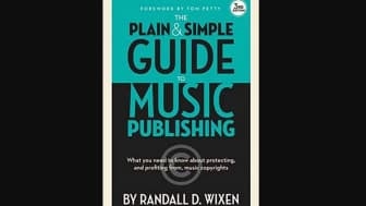 "Coming in at #5 is ""The Plain and Simple Guide to Music Publishing: What You Need to Know About Protecting and Profiting from Music Copyrights."""