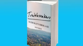 "At #2 we have ""Troublemakers: Silicon Valley's Coming of Age."""
