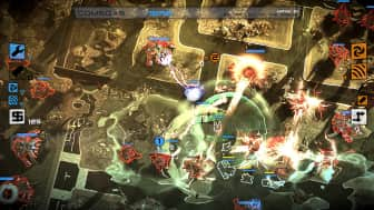 The game, Anomaly: Warzone Earth, is a real time strategy-concentrated play on tower defense.