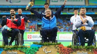 Similar to the Olympic Games, the Paralympic Games also feature opening and closing ceremonies, as well as medal presentations.