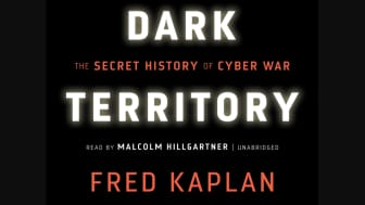 "Rounding out the list at #10 is ""Dark Territory: The Secret History of Cyber War."""