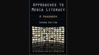 #6: Approaches to Media Literacy: A Handbook, by Art Silverblatt, Jane Ferry, and Barbara Finan.