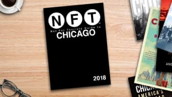"Finally, at #10 is the ""Not for Tourist Guide to Chicago 2018."""