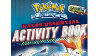"Packed with activities, games, puzzles, and more, Scholastic's ""Pokemon: Kalos Essential Activity Book"" contains full-color pages that transport readers to the Kalos Region, as featured in the X and Y anime and video games."