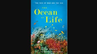"Coming in at #3 is ""The Ocean of Life: The Fate of Man and the Sea,"" by marine scientist Callum Roberts."