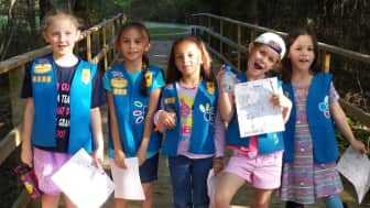 According to their official website, girlscouts.org, the organization identifies the potential of girls, combines it with comprehensive practical skills training, and adds strong female role models and caring adult mentors.