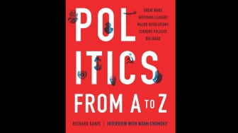 "At the #6 spot is ""Politics from A to Z."""