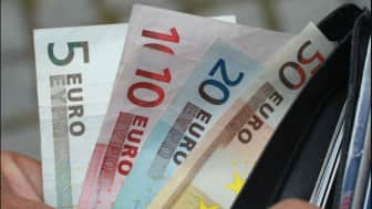 One of the most visible effects was the creation of the Euro.