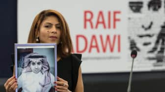 Published in 2015, it is a first-person account of Ensaf's romance with her online activist husband, Raif Badawi, and how their love survived in spite of the odds.