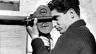 At #2 is Robert Capa, a Hungarian photojournalist who redefined the documentation of war by joining soldiers on the battlefield and closely capturing the grim nature of combat.