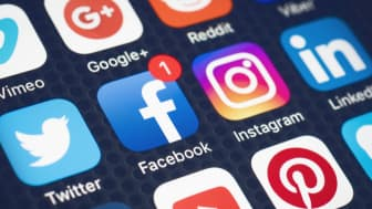 Social media is a broad term that's commonly used to refer to the services and applications that allow people to connect and communicate with others online.
