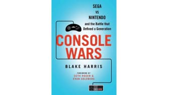 "At #5 is ""Console Wars: Sega, Nintendo, and the Battle that Defined a Generation."""