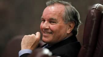 Richard M. Daley, Chicago's 43rd mayor, was a big influence in finding sponsors to pay for Millennium Park's expansion.