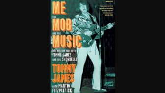 "Rounding out the list at #10 is ""Me, the Mob, and the Music: One Helluva Ride with Tommy James and The Shondells."""