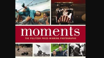 "#9: ""Moments: The Pulitzer Prize-Winning Photographs."""