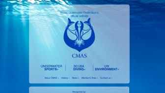 AIDA or the International Association for Development of Apnea is an organization that governs the sport along with C.M.A.S..