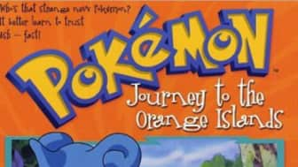 "Tracey West's adaptation of the first Pokemon Classic chapter book titled ""Journey to the Orange Islands"" places the spotlight on Ash's quests in different Pokemon leagues, including the Orange Islands."