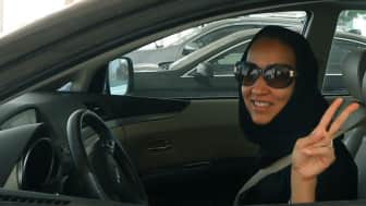 "In 2011, Manal al-Sharif helped start the ""Women to Drive"" Facebook campaign, which was inspired by the Arab Spring, a wave of protests influenced by social media."