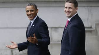 The author, Dan Pfeiffer, is a former senior adviser for strategy and communications to U.S. President Barack Obama.