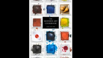 "Wrapping it up at #10 is ""The Modern Art Cookbook."""