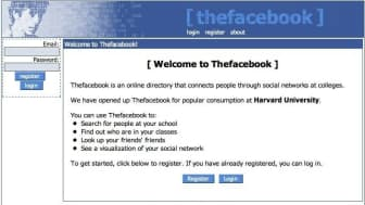 In 2004, Mark Zuckerberg launched Facebook, a student directory created for Harvard University.