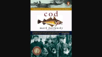 "#2 on our list is ""Cod: A Biography of the Fish the Changed the World,"" by Mark Kurlansky."