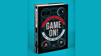 "Next, at the #8 spot is ""Game On!: Video Game History from Pong and Pac-Man to Mario, Minecraft, and More"" by Dustin Hansen."