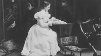 "Helen Keller reveals the joy in her early accomplishments, including the first time she learned how to spell the word ""water,"" and the realization that it was actually the fluid flowing over her hand."