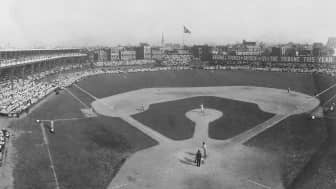 The baseball team built a new ball ground in 1878, but had to move after a year due to the stipulation of the federal government that the area should not be used by any commercial venture.