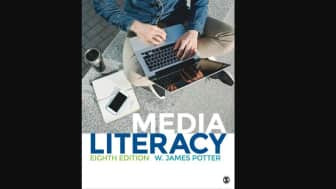 #1: Media Literacy, by W. James Potter.
