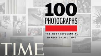 "#6: ""100 Photographs: The Most Influential Images of All Time"" by the editors of ""Time"" magazine, which includes famous pictures like the image of Mohammed Ali that won a Pulitzer Prize, one of few sports photographs to receive the honor."