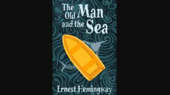 "Book #7 is Ernest Heminway's ""The Old Man and the Sea."""