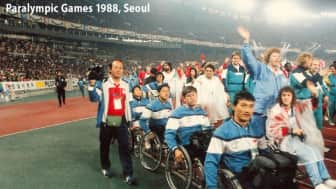 In Seoul, the athletes used the same venues and accommodation as their Olympic counterparts, which set a precedent for subsequent years.
