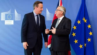 Cameron attempted to halt the referendum by negotiating more favorable terms with the EU.